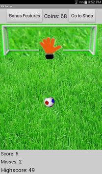 PK Soccer apk screenshot
