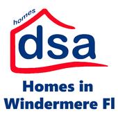 DSA Homes - Live in Windermere icon