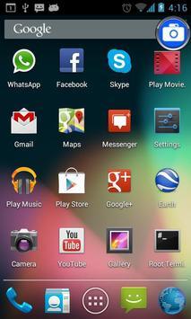 Test application screenshot 1