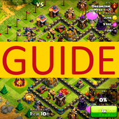 Fanmade clash of clans guide icon