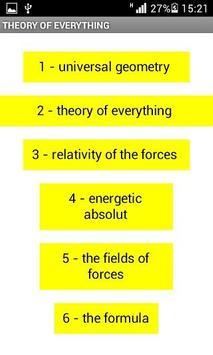 theory of everything apk screenshot