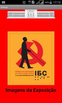 Semana do Centenário da Revolução Russa - IBC poster