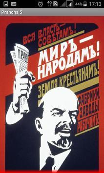 Semana do Centenário da Revolução Russa - IBC apk screenshot