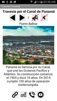 Turismo Panama poster