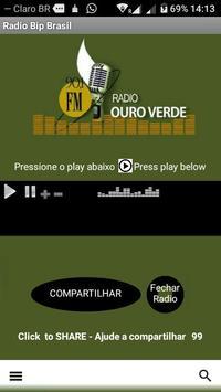 Radio Oroverde 90,1 poster
