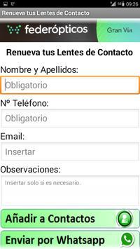 Federópticos Gran Vía (Ceuta) screenshot 3