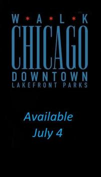 Announcing: Walk Chicago poster