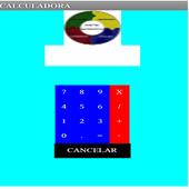 Calculadora comum icon