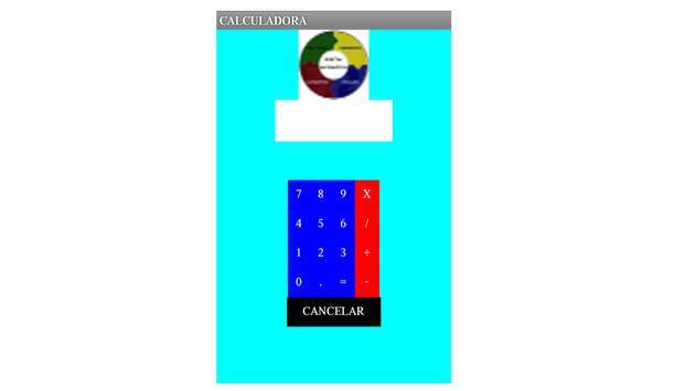 Calculadora comum screenshot 1