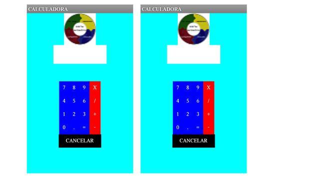 Calculadora comum screenshot 2