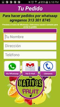 Nativos Fruit Pitalito screenshot 4