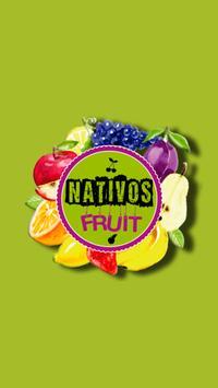 Nativos Fruit Pitalito poster