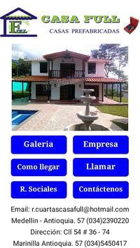Casas Prefabricadas CasaFull screenshot 1