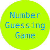 Number Guessing Game icon