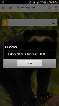 MM Surf Web Browser apk screenshot