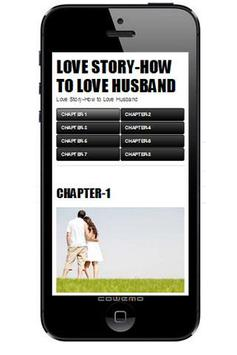 Love Story-How to Love Husband poster