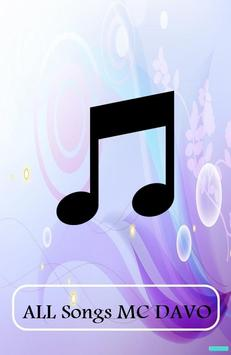 ALL Songs MC DAVO apk screenshot