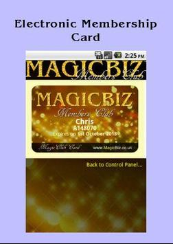 MagicBiz (Unreleased) apk screenshot
