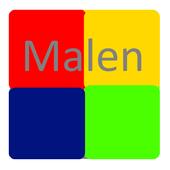 Malen icon