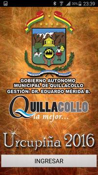 URCUPIÑA 2016 poster