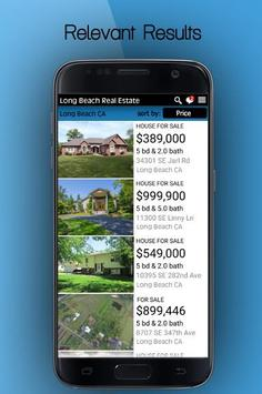 Long Beach Real Estate screenshot 1