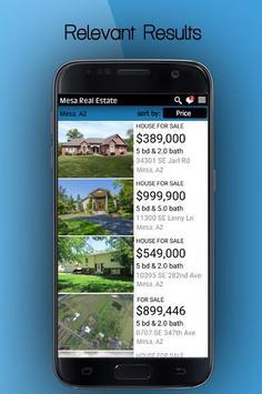Mesa Real Estate screenshot 1