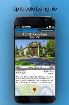 Tulsa Real Estate screenshot 2