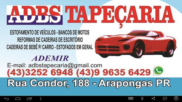 ADBS Tapeçaria screenshot 3