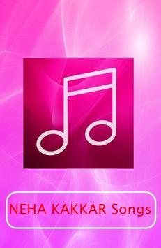 All Songs NEHA KAKKAR poster