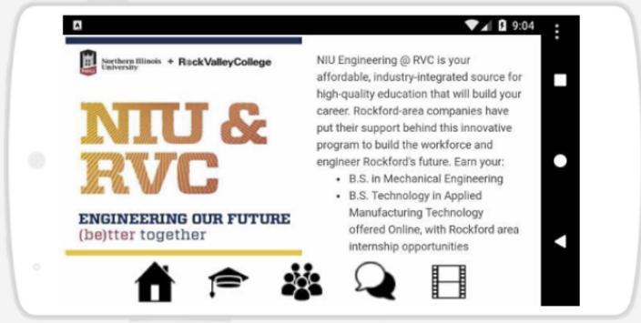 NIU Engineering @ RVC apk screenshot