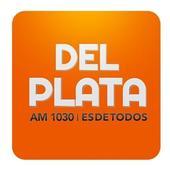 Radio del plata AM1030 @Claudiolaradio icon