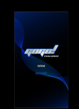 GoGo Challenge poster