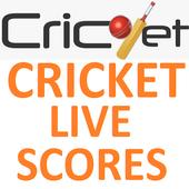 Live Score IPL T20 ODI Test icon