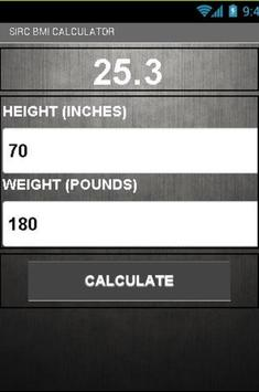 BMI Christian apk screenshot