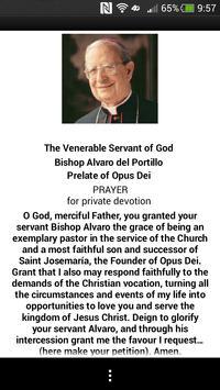 Prayer Cards Opus Dei apk screenshot