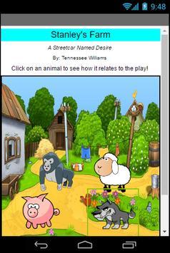 Stanley's Farm poster