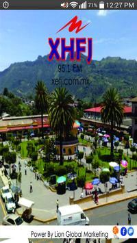 Radio Teziutlán XHFJ poster