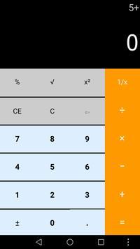 Calcolatrice screenshot 1