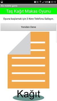 TAŞ KAĞIT MAKAS screenshot 1