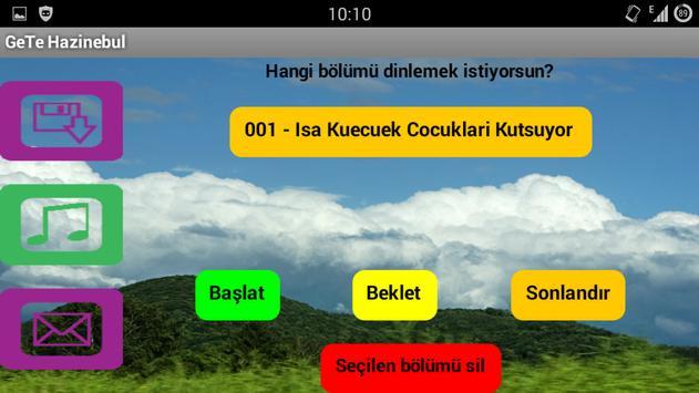 GeTe Hazinebul screenshot 3