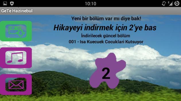 GeTe Hazinebul screenshot 2