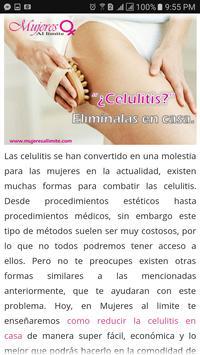 Eliminar la celulitis screenshot 1