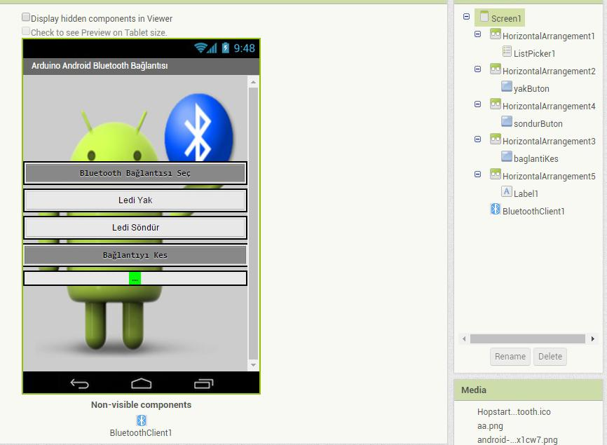 Arduino & Android Bluetooth for Android - APK Download