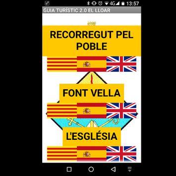 GUIA TURÍSTIC 2.0 EL LLOAR poster