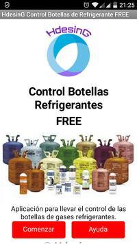 Botellas de Refrigerantes FREE poster