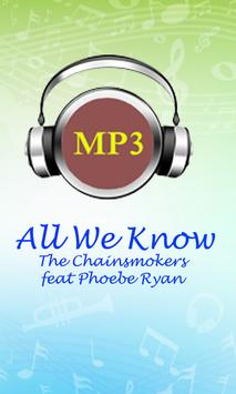 All We Know - The Chainsmokers apk screenshot