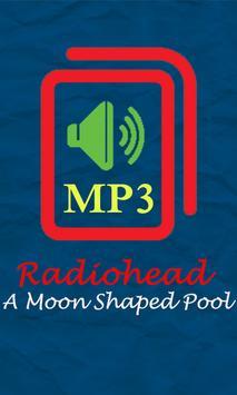 Radiohead - A Moon Shaped Pool poster