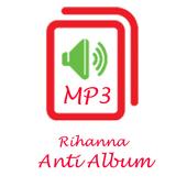 Rihanna - Anti Album icon