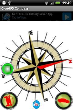 Compass+DualGradienter LITE apk screenshot