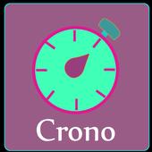 Cronometro programmabile icon